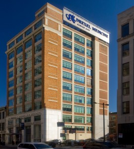 Moore Eye Institute at Drexel University College of Medicine in Center City