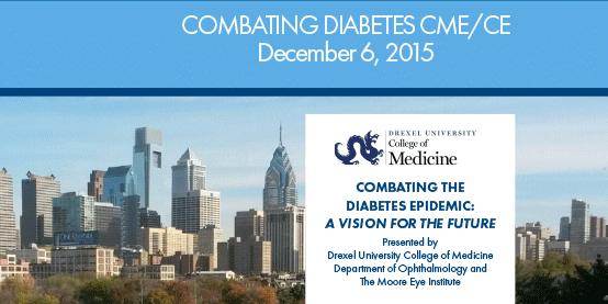 Combating Diabetes CME/CE