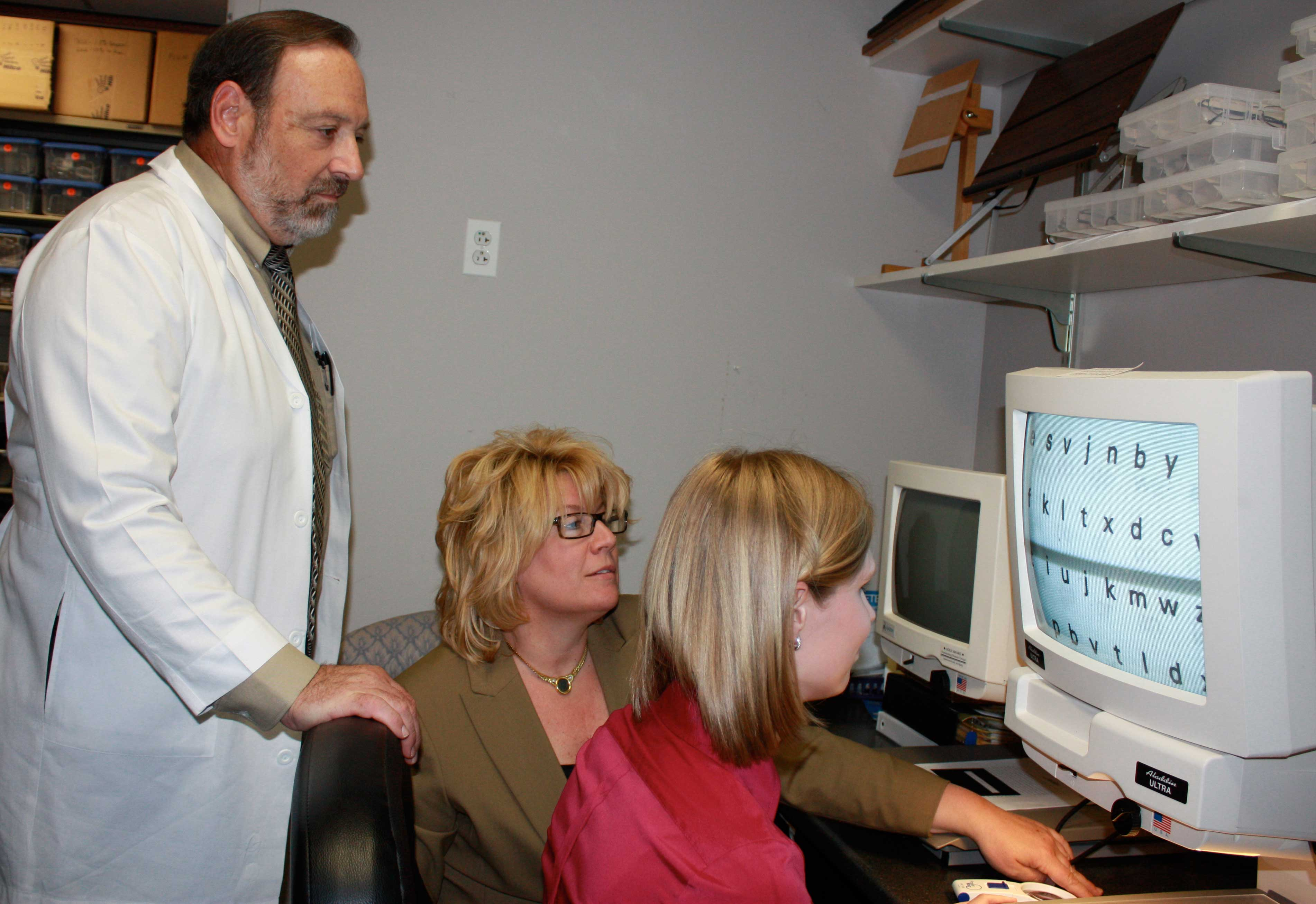 Low Vision Rehabilitation at Moore Eye Institute