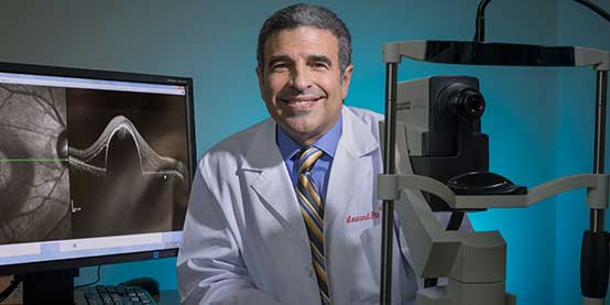 Dr. Leonard Ginsburg Clinical Chief Drexel Ophthalmology
