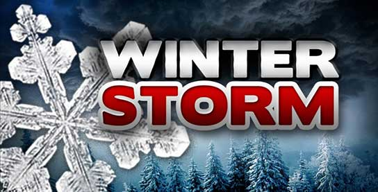 Winter Storm Delayed Opening