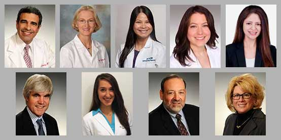 The Doctors of Moore Eye Institute